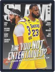 Slam (Digital) Subscription November 1st, 2020 Issue