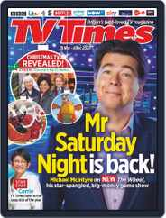 TV Times (Digital) Subscription November 28th, 2020 Issue