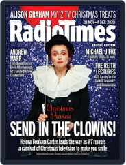 Radio Times (Digital) Subscription November 28th, 2020 Issue