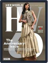 Her World Singapore (Digital) Subscription December 1st, 2020 Issue