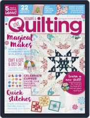 Love Patchwork & Quilting (Digital) Subscription December 1st, 2020 Issue