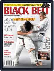 Black Belt (Digital) Subscription December 1st, 2020 Issue