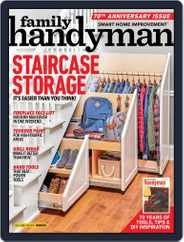 Family Handyman (Digital) Subscription December 1st, 2020 Issue
