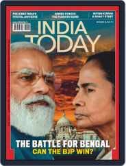 India Today (Digital) Subscription November 30th, 2020 Issue