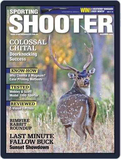 Sporting Shooter December 1st, 2020 Digital Back Issue Cover