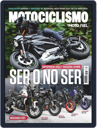 Motociclismo (Digital) November 1st, 2020 Issue Cover
