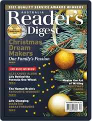 Readers Digest Australia (Digital) Subscription December 1st, 2020 Issue