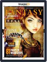 ImagineFX Presents how to draw & paint Fantasy Females Magazine (Digital) Subscription June 16th, 2011 Issue