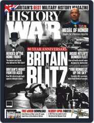 History of War (Digital) Subscription December 1st, 2020 Issue