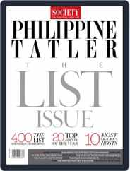Philippine Tatler Society Magazine (Digital) Subscription March 23rd, 2012 Issue