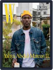 W (Digital) Subscription November 12th, 2020 Issue