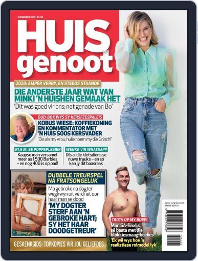 Huisgenoot (Digital) December 3rd, 2020 Issue Cover
