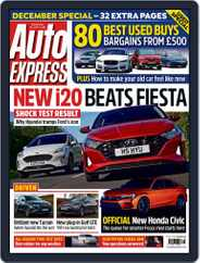 Auto Express (Digital) Subscription November 25th, 2020 Issue