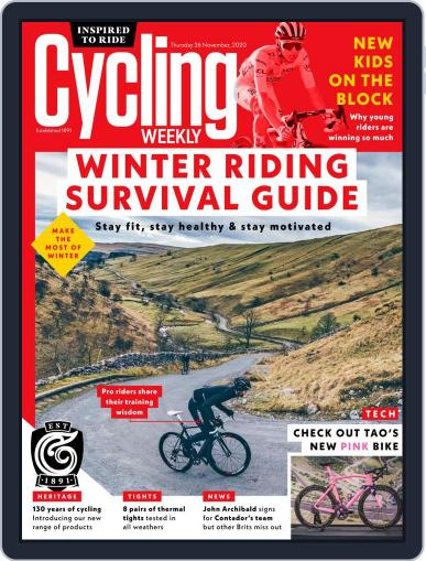 Cycling Weekly November 26th, 2020 Digital Back Issue Cover