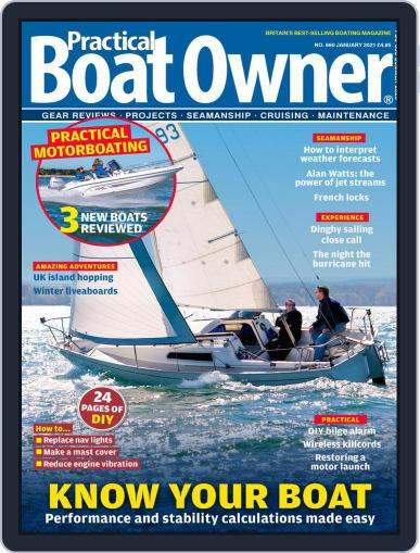 Practical Boat Owner (Digital) January 1st, 2021 Issue Cover