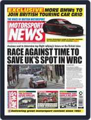 Motorsport News (Digital) Subscription November 26th, 2020 Issue
