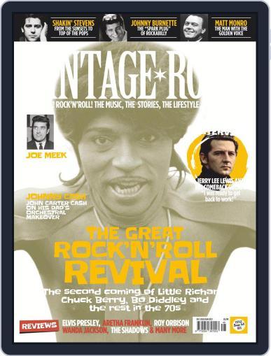 Vintage Rock (Digital) December 1st, 2020 Issue Cover