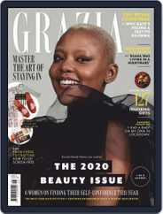 Grazia (Digital) Subscription November 30th, 2020 Issue