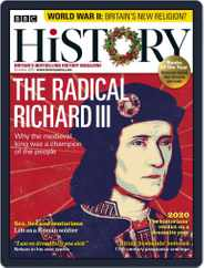 Bbc History (Digital) Subscription December 15th, 2020 Issue