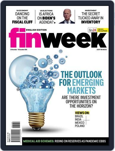 Finweek - English (Digital) November 26th, 2020 Issue Cover