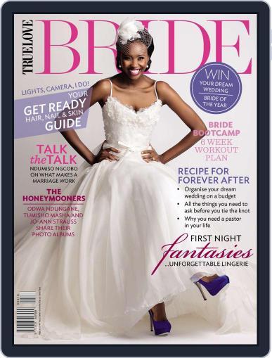 True Love Bride September 26th, 2012 Digital Back Issue Cover