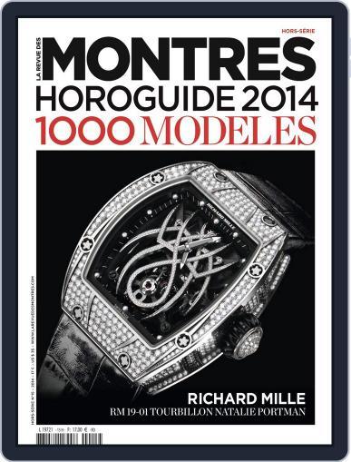 La Revue Des Montres - L'horoguide Magazine (Digital) March 26th, 2014 Issue Cover
