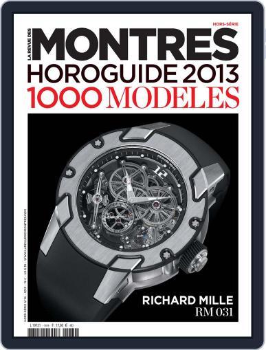 La Revue Des Montres - L'horoguide Magazine (Digital) March 27th, 2013 Issue Cover