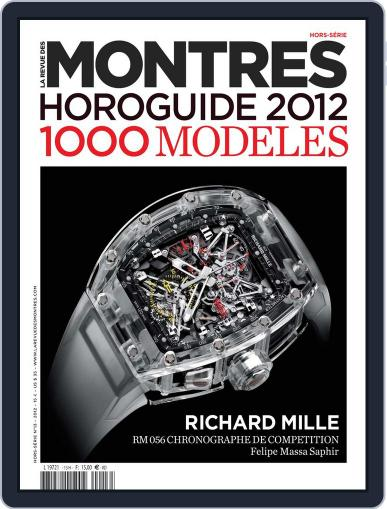 La Revue Des Montres - L'horoguide Magazine (Digital) April 2nd, 2012 Issue Cover