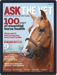 Horse & Hound Ask The Vet Magazine (Digital) Subscription March 31st, 2015 Issue
