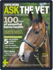 Horse & Hound Ask The Vet Magazine (Digital) Subscription October 9th, 2014 Issue