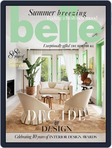 Belle December 1st, 2020 Digital Back Issue Cover