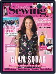 Simply Sewing (Digital) Subscription January 1st, 2021 Issue