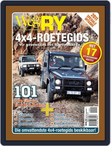 Wegry 4x4 Roetegids Magazine (Digital) August 31st, 2011 Issue Cover
