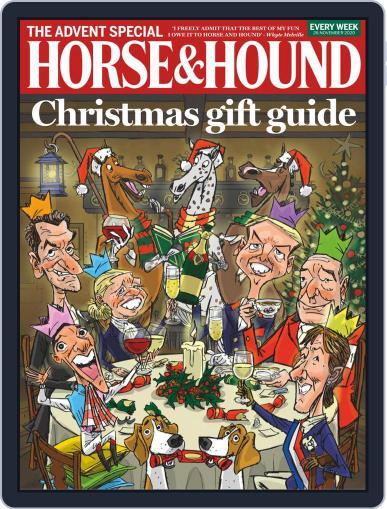 Horse & Hound (Digital) November 26th, 2020 Issue Cover