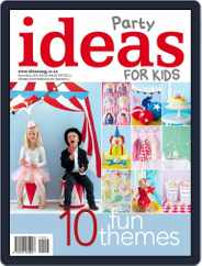 Kids Party Ideas Magazine (Digital) Subscription August 30th, 2011 Issue