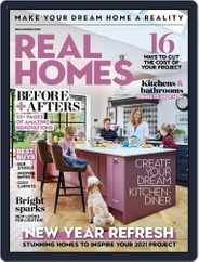 Real Homes (Digital) Subscription January 1st, 2021 Issue