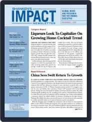 Shanken's Impact Newsletter (Digital) Subscription November 1st, 2020 Issue