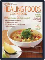 Vegetarian Times - Healing Foods Cookbook Magazine (Digital) Subscription November 25th, 2009 Issue