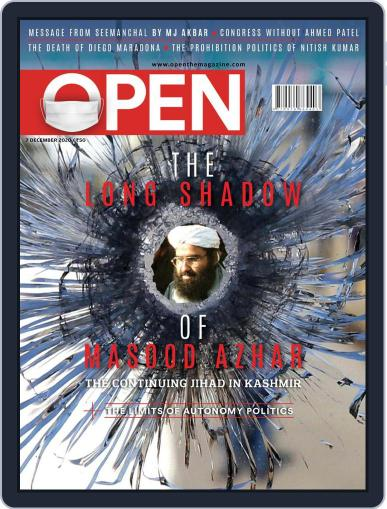 Open India November 27th, 2020 Digital Back Issue Cover