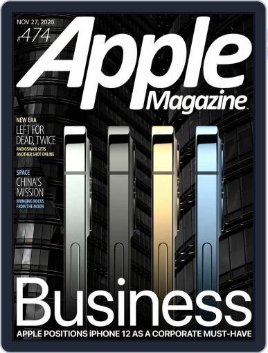 AppleMagazine November 27th, 2020 Digital Back Issue Cover