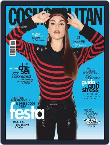 Cosmopolitan Italia December 1st, 2020 Digital Back Issue Cover