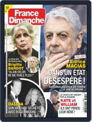 France Dimanche (Digital) Subscription November 27th, 2020 Issue
