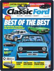 Classic Ford (Digital) Subscription January 1st, 2021 Issue
