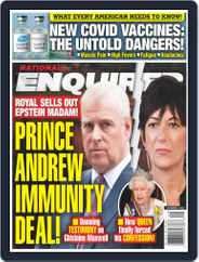 National Enquirer (Digital) Subscription December 7th, 2020 Issue