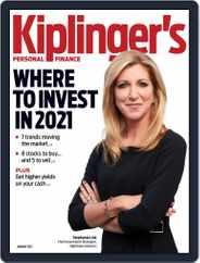 Kiplinger's Personal Finance (Digital) Subscription January 1st, 2021 Issue
