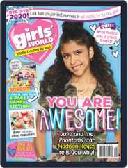Girls' World (Digital) Subscription January 1st, 2021 Issue