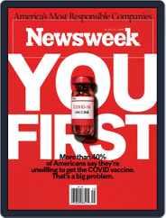 Newsweek (Digital) Subscription December 4th, 2020 Issue