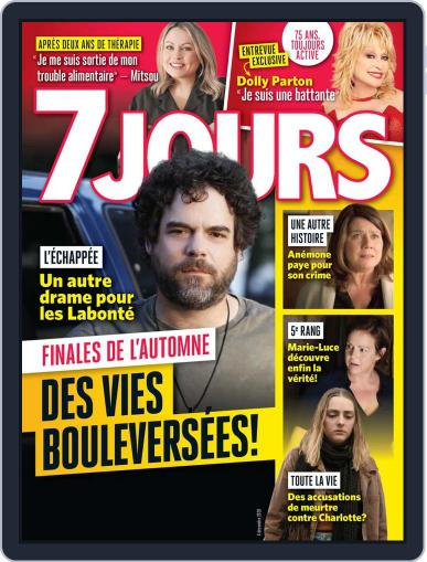 7 Jours (Digital) December 4th, 2020 Issue Cover