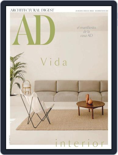 Ad España December 1st, 2020 Digital Back Issue Cover