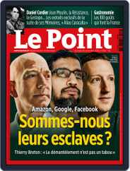 Le Point (Digital) Subscription November 26th, 2020 Issue